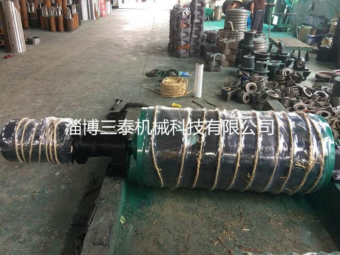 YZWBII型隔爆外装式电动滚筒