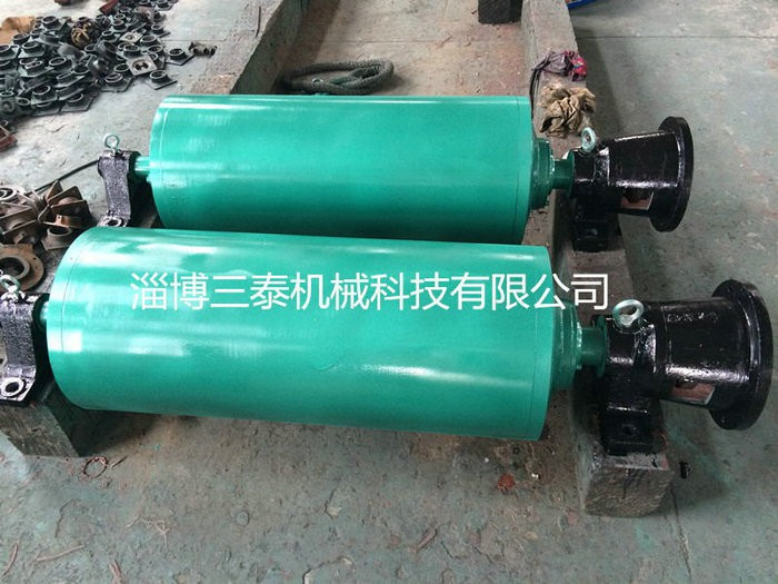 YZWII型外装式电动滚筒