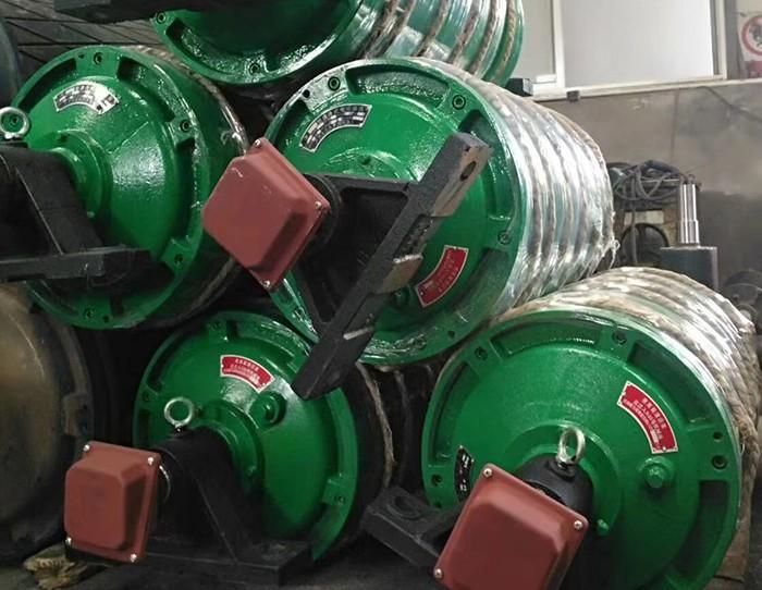 湖北TDY型油冷式电动滚筒